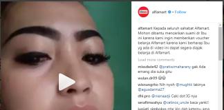 Video ini sempat viral dimedia sosial, warganet heboh..