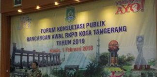 Menampung Aspirasi Pembangunan Melalui Forum Publik
