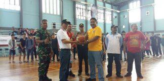 All Age Executive Tournament Meriahkan Hari Ulang Tahun Kota Tangerang