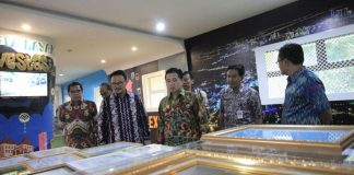 Kunjungan Kota Banjarmasin Pati ke Tangerang,/ foto dok: adit.kk