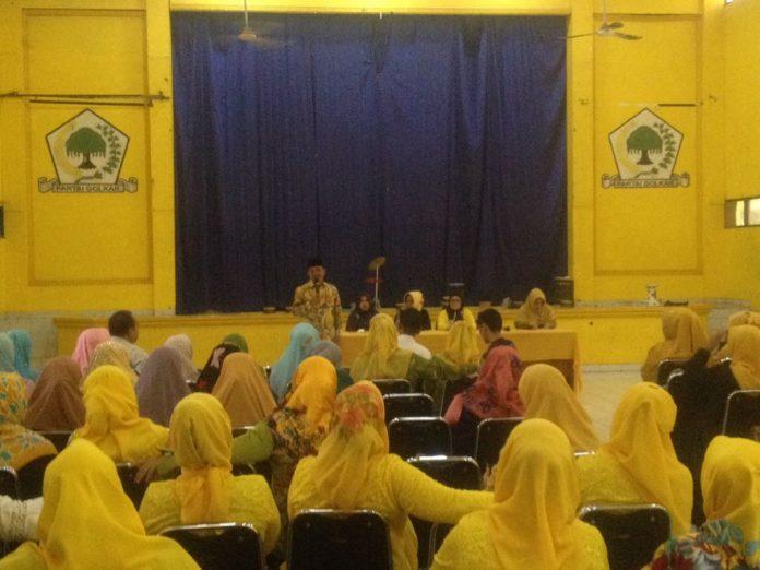 Sachrudin Kampanye Bersama Jamaah Pengajian Al Hidayah,/ Foto dok: adit.kk