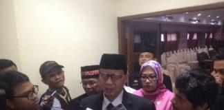 Wahidin Halim Hadiri Paripurna Istimewa HUT Kota Tangerang,/foto dok: adit.kk