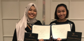 Mahasiswa ITS Mendapat penghargaan di Harvard AS