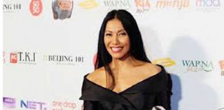 Anggun c sasmi top billboard