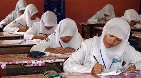 Jelang menghadapi ujian nasional