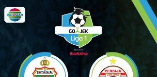 erita Terkini - Hasil pertandingan Liga 1 Indonesia antara Bhayangkara FC vs Persija Jakarta di Stadion Utama Gelora Bung Karno, Jumat (23/03/2018). Laga pembuka ini ditutup dengan skor akhir 0-0.