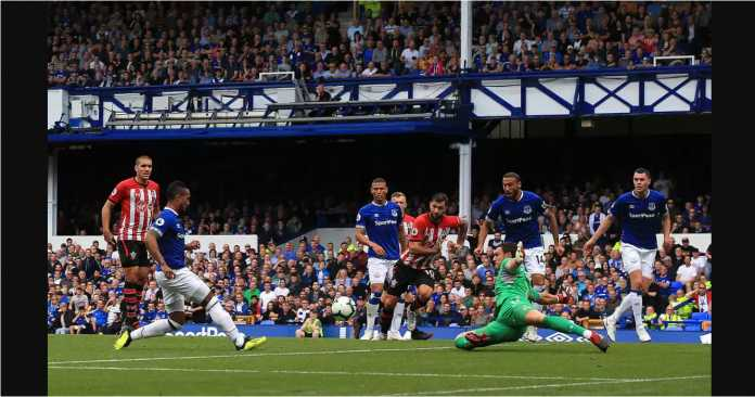 Liga Inggris Everton Vs Southampton Skor Akhir 2 1 Kata Kota