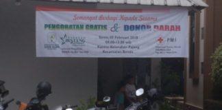 PMI Donor darah