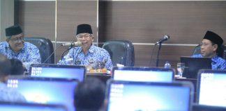 Pjs Walikota Tangerang Perintahkan Pegawai Ganti Yel-Yel
