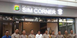Sim Corner di mall,/ foto dok: adit.kk