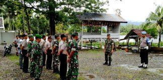TNI dan Polri Siaga Banjir