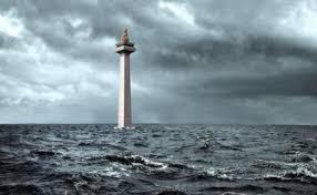 Ilustrasi Jakarta Tenggelam