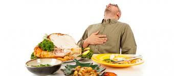 Ilustrasi usai makan mengantuk